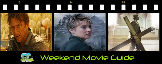 Weekend Movie Guide: Insurgent, The Gunman