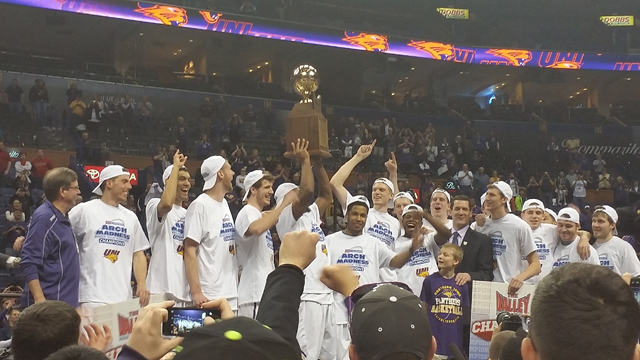 Northern Iowa Missouri Valley Conference Champions