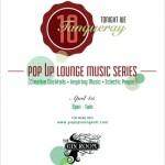 popup lounge