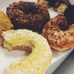 strange donuts picture