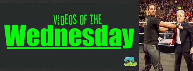 Videos of the Wednesday: Jon Stewart On WWE Raw