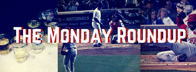 Monday Roundup: Cardinals Top Cubs, ESPN's K-Zone Sucks