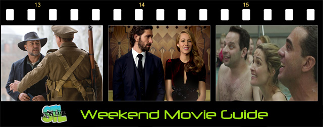 Adult Beginners, Age of Adaline, The Water Diviner and Little Boy open in movie theaters this weekend
