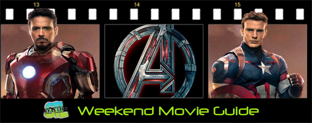Weekend Movie Guide: Age of Ultron