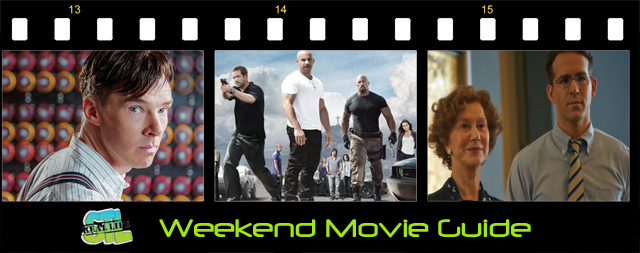 Furious 7 and Woman In Gold open this weekend