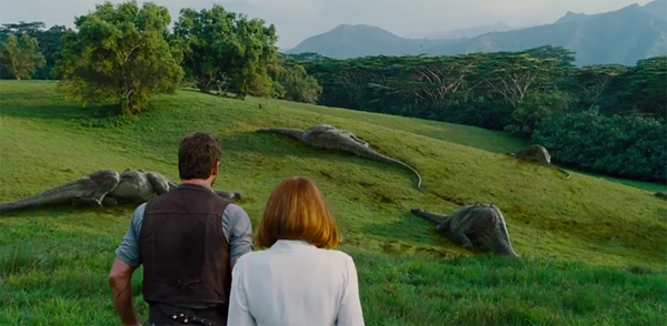 Monday Roundup: Jurassic World Trailer