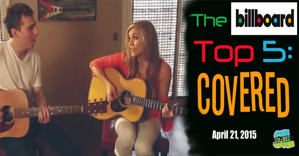 "Billboard Top 5: Covered (Lindsay Ell 'Sugar"")"
