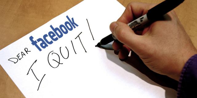 I Quit Facebook