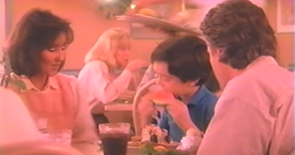 Sizzler Commercials Through The Years