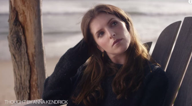 Monday Roundup: Anna Kendrick In The Shower