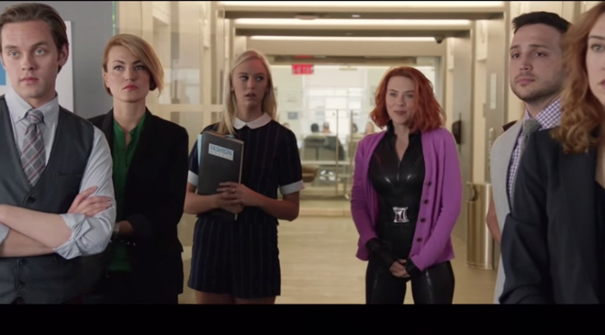 Videos of the Wednesday: SNL's Black Widow Trailer