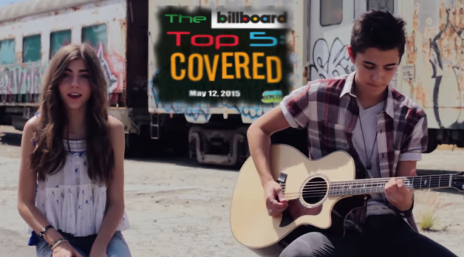 Billboard Top 5: Covered – Kyson Facer