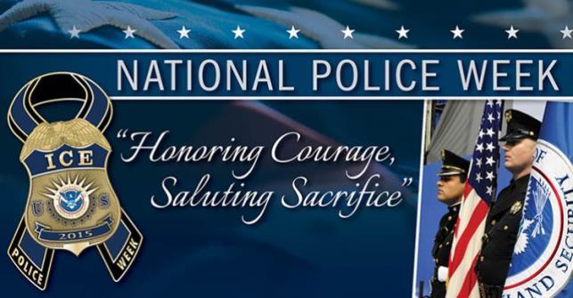 National Police Week 2015