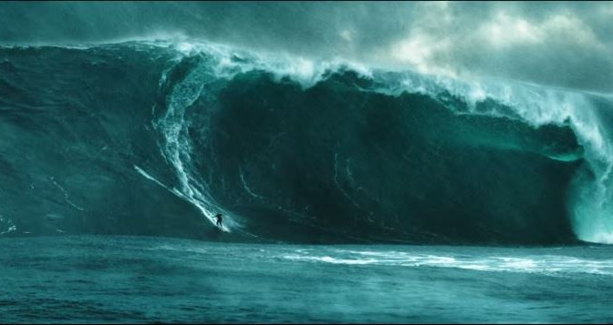 Inferior Point Break Trailer Released