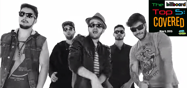 Billboard Top 5: Covered – Up N' Go Covers Uptown Funk