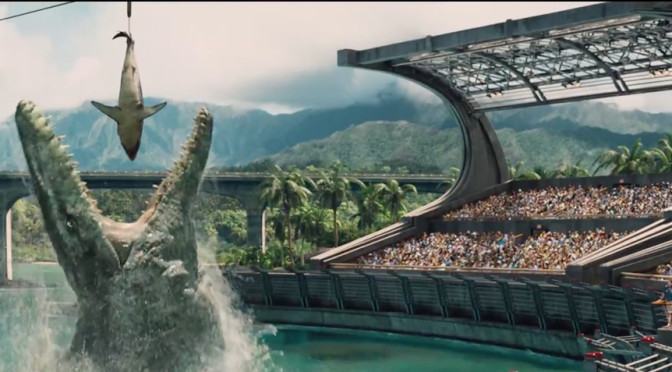 Weekend Movie Guide: Jurassic World