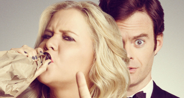 Trainwreck with Amy Schumer, Bill Hader and LeBron James