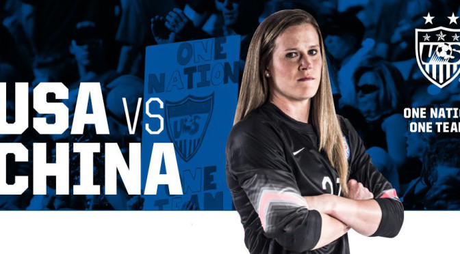 USWNT Takes On China In World Cup Quarters