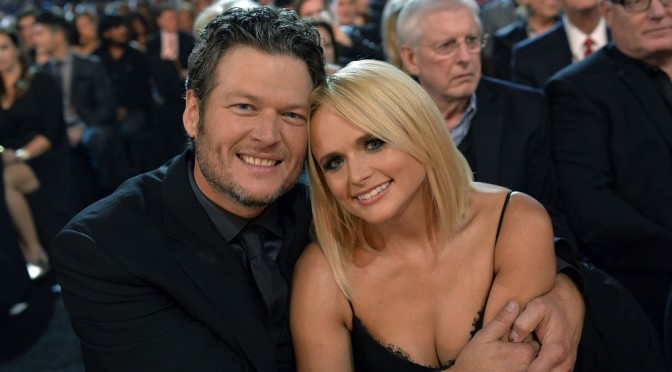 Blake Shelton And Miranda Lambert Getting A Divorce