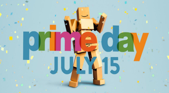 Black Friday In July With Amazon Prime Day