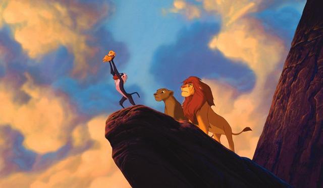 Lion King Modern Trailer