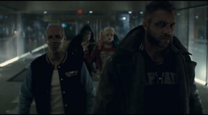 Suicide Squad, Joy & Sisters Trailers Premiere