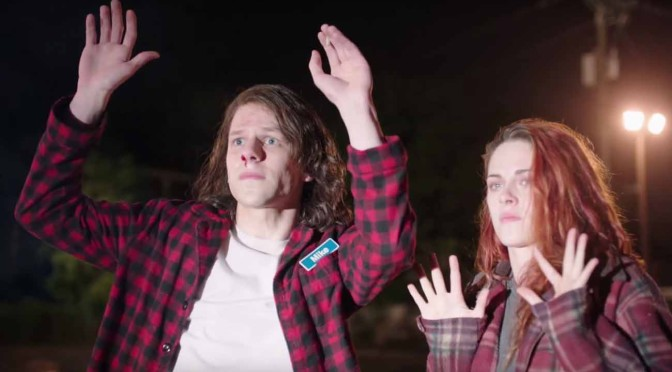 Weekend Movie Guide: American Ultra, Hitman: Agent 47