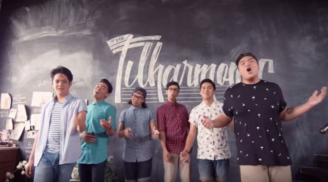 Billboard Top 5: Covered The Filharmonic