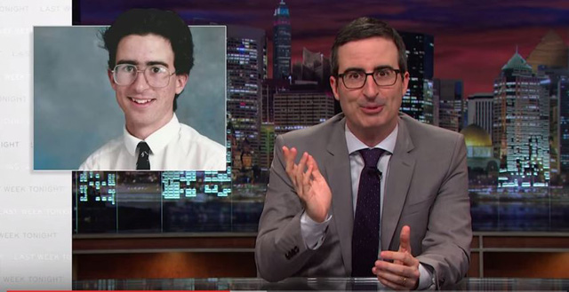 John Oliver on Sex Education in the United States