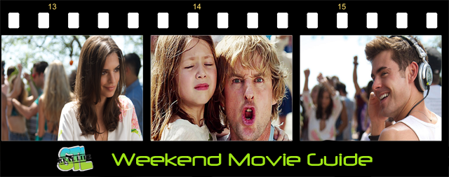 Weekend Movie Guide: We Are Your Friends, No Escape