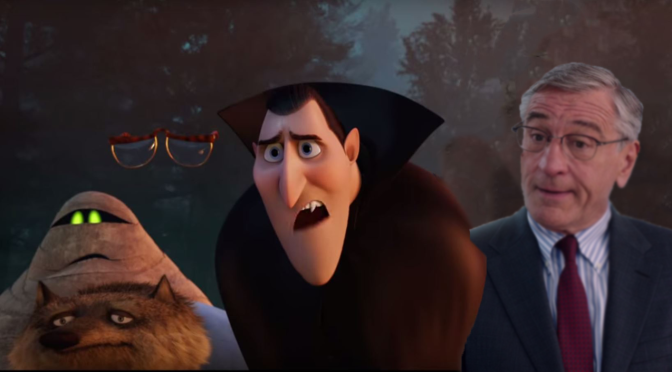Weekend Movie Guide: The Intern, Hotel Transylvania 2