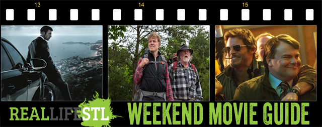 Transporter Refueled and A Walk in the Woods open in movie theaters around St. Louis this weekend.