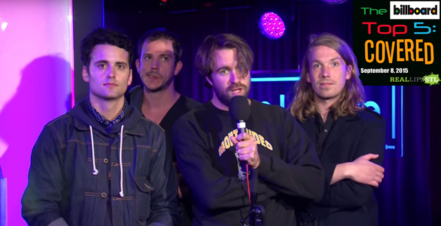 "The Vaccines cover ""Cheerleader"" by OMI"