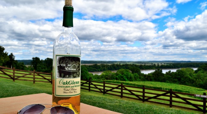 My Top 5 Local Missouri Wineries