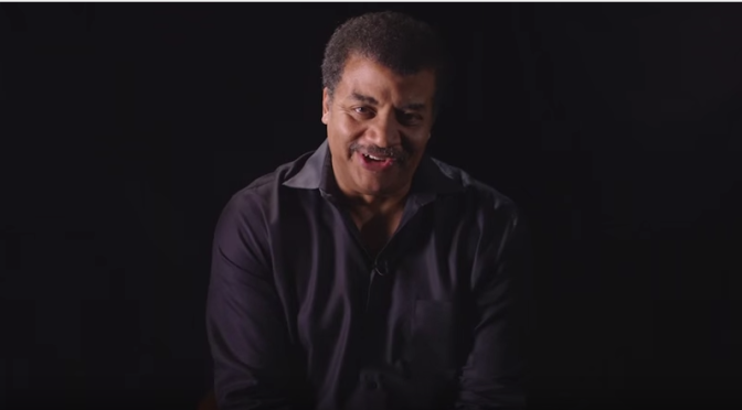 Neil deGrasse Tyson In Reddit AMA Video