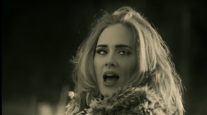 "Billboard Top 5: Covered – Adele ""Hello"""