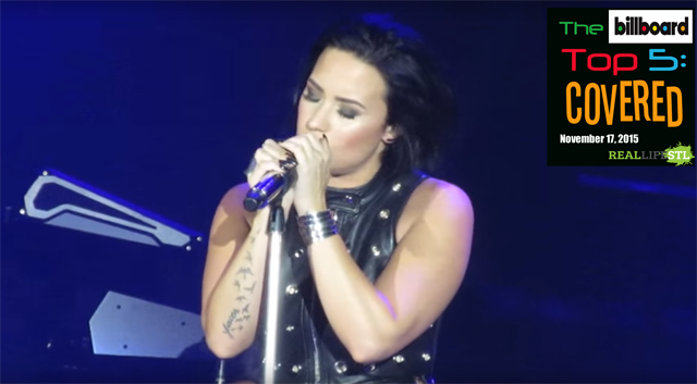 "Demi Lovato covers Adele's ""Hello"""