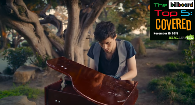 "Kurt Hugo Schneider covers 'Sorry"" by Justin Bieber in the Billboard Top 5: Covered"