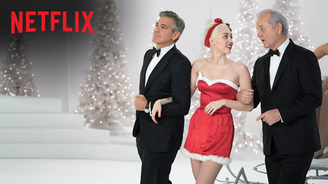 A Very Murray Christmas on Netflix