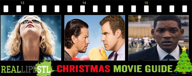 Christmas Movie Guide: Joy, Concussion, Daddy's Home