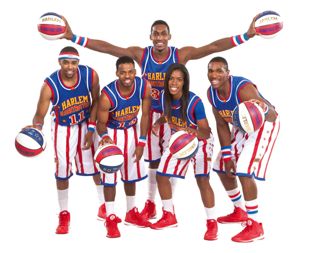 The Harlem Globetrotters come to St. Louis this weekend.