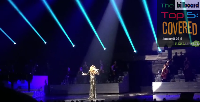 "Celine Dion covers ""Hello"" by Adele"
