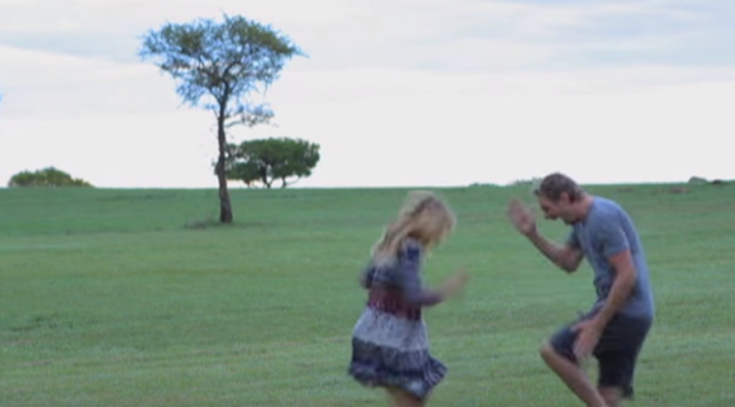 Dax Shepard and Kristen Bell Release Amazing Africa Video
