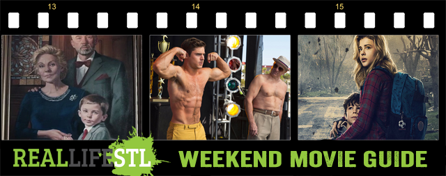 Dirty Grandpa, The Boy and The 5th Wave open this weekend.