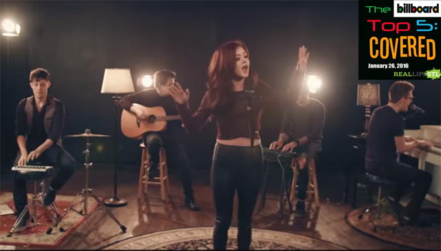 "Kurt Schneider, Alex Goot and Against The Current cover ""Sorry"" by Justin Bieber"