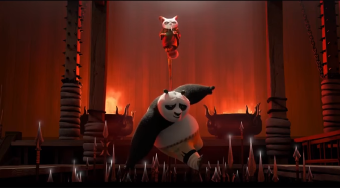 Weekend Movie Guide: Kung Fu Panda 3, Fifty Shades of Black