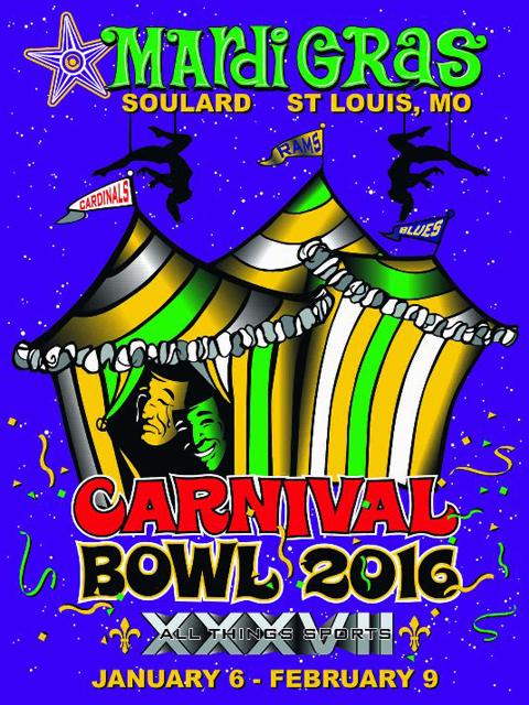 Soulard Mardi Gras 2016