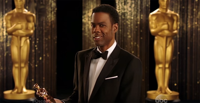 Chris Rock hosted the 88th Annual Academy Awards last night