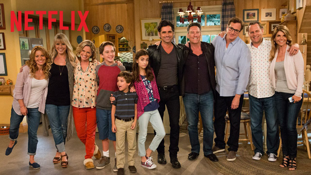 Stream Fuller House on Netflix