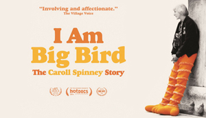 "Stream ""I Am Big Bird"" on Amazon Prime"